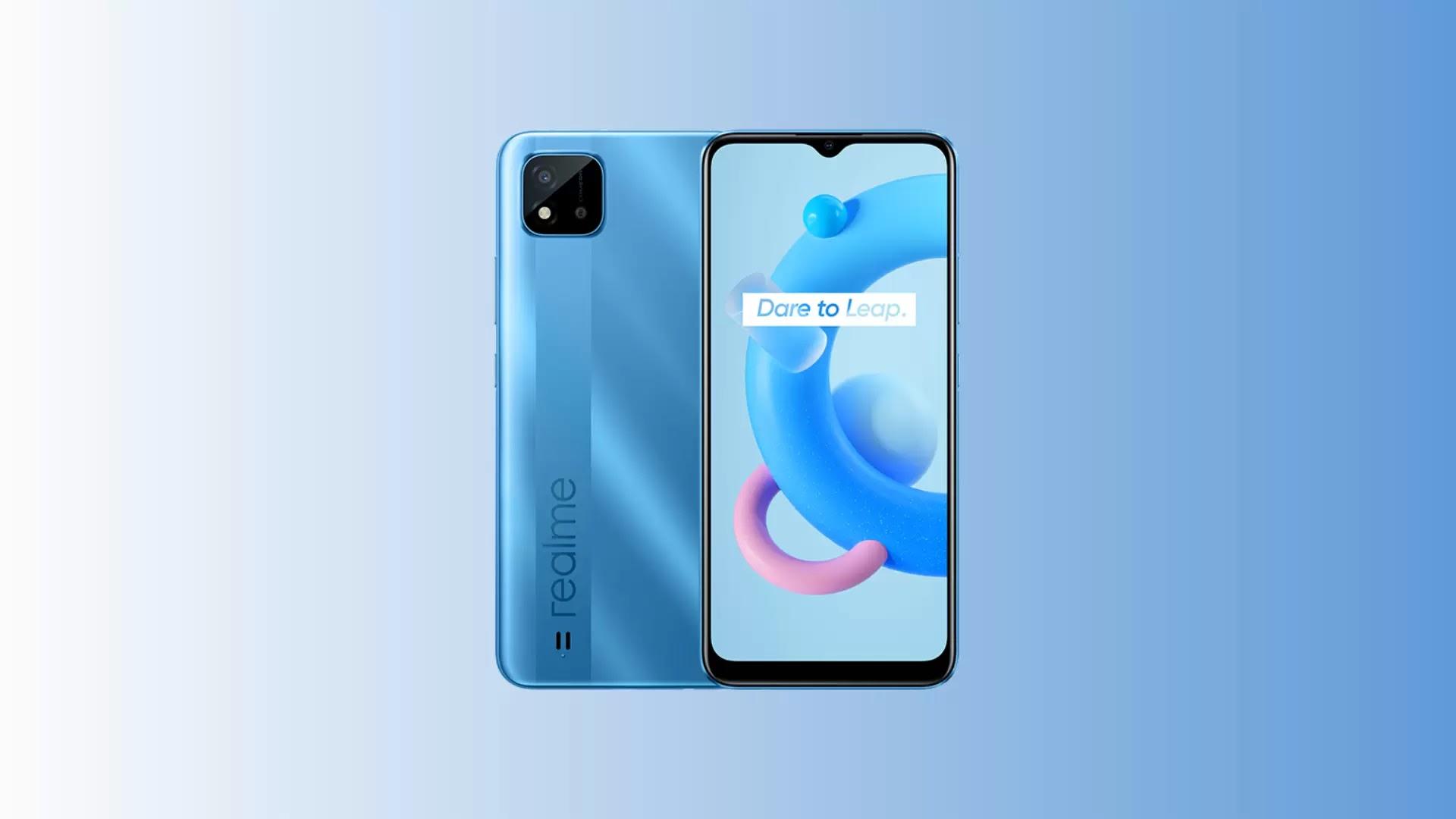 রাশিয়া এবং ফিলিপাইনে Realme C11 (2021) স্মার্টফোনটি হল লঞ্চ