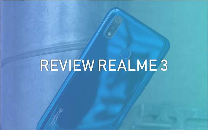 review realme 3
