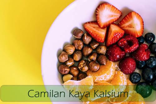 Camilan Kaya Kalsium