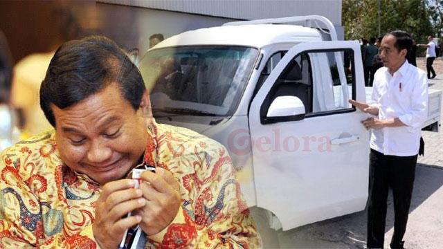 Produk Meleset, Prabowo Bisa Batalkan Pemesanan 10 Mobil Esemka