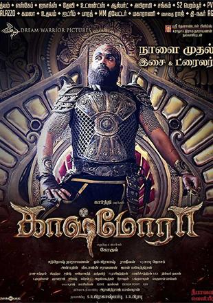 Kaashmora 2016 HDRip 720p Dual Audio In Hindi Tamil ESub