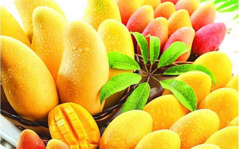 mango, alkaline fruit