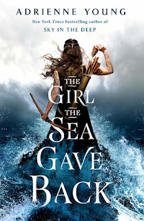 The Girl The Sea Gave Back by Adrienne Young cover