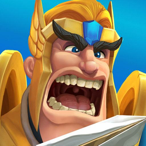 Lords Mobile v2.11 Apk Mod [VIP 15 + ATAQUE + EXP]