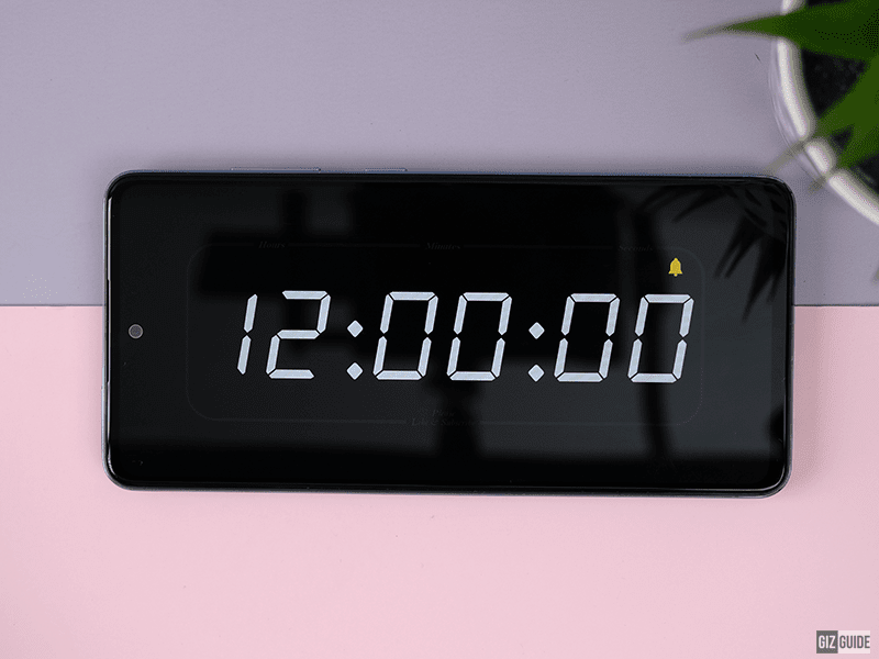 12 hour countdown timer