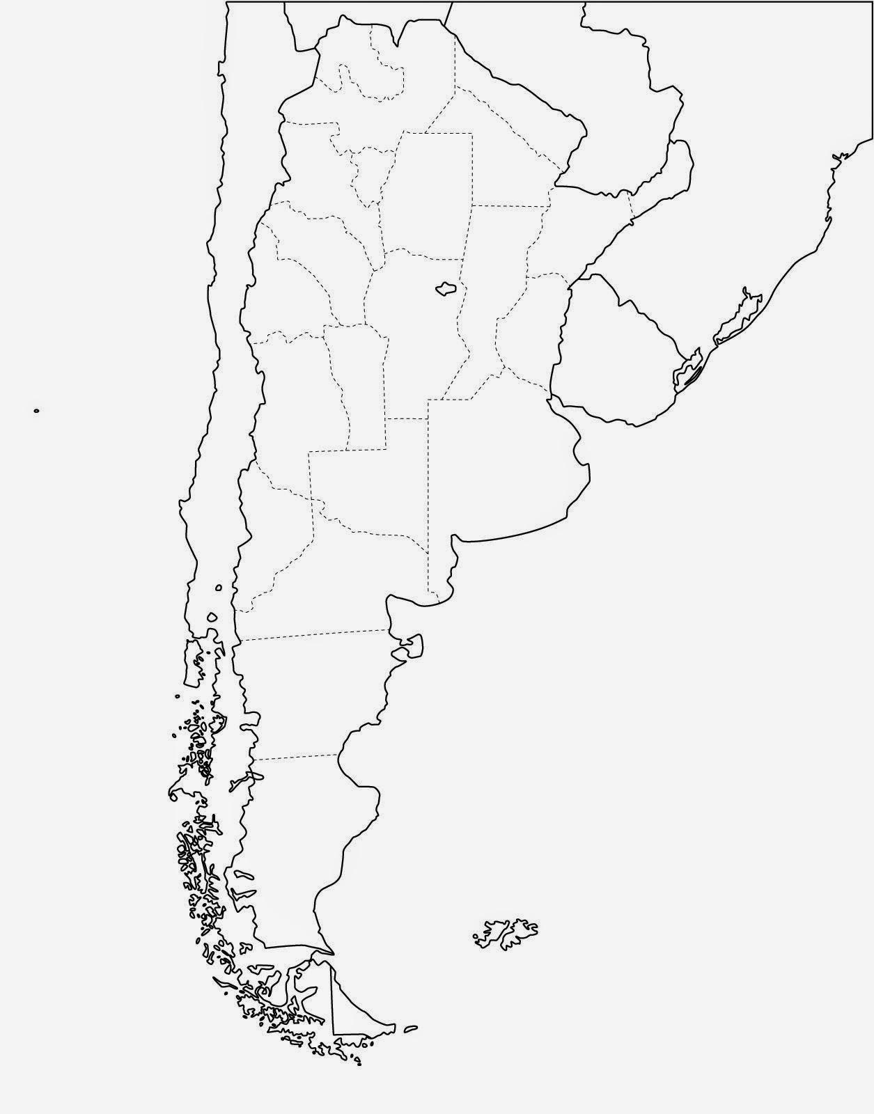 Geografía De América Abril 2014