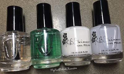 KBShimmer Nail Care Collection