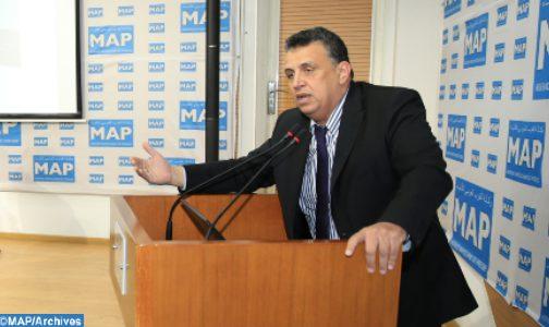 عبد اللطيف وهبي یحل الثلاثاء المقبل ضیفا على ملتقى وكالة المغرب العربي للأنباء