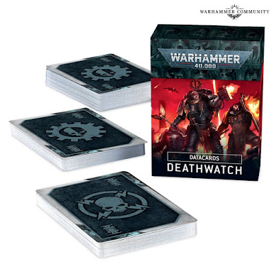 Datacards Deathwatch