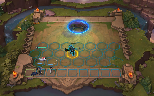 League of Legends: Riot Launches New Mode - Teamfight Tactics 2