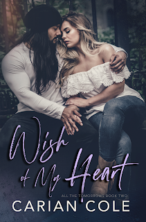 Wish of my Heart Carian Cole Book Cover