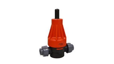 Bamo Pressure Relief Valves - ND 10 to ND 25 SDD 911