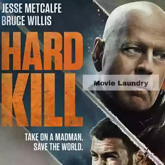 Hard Kill (2020) movie review and rating.