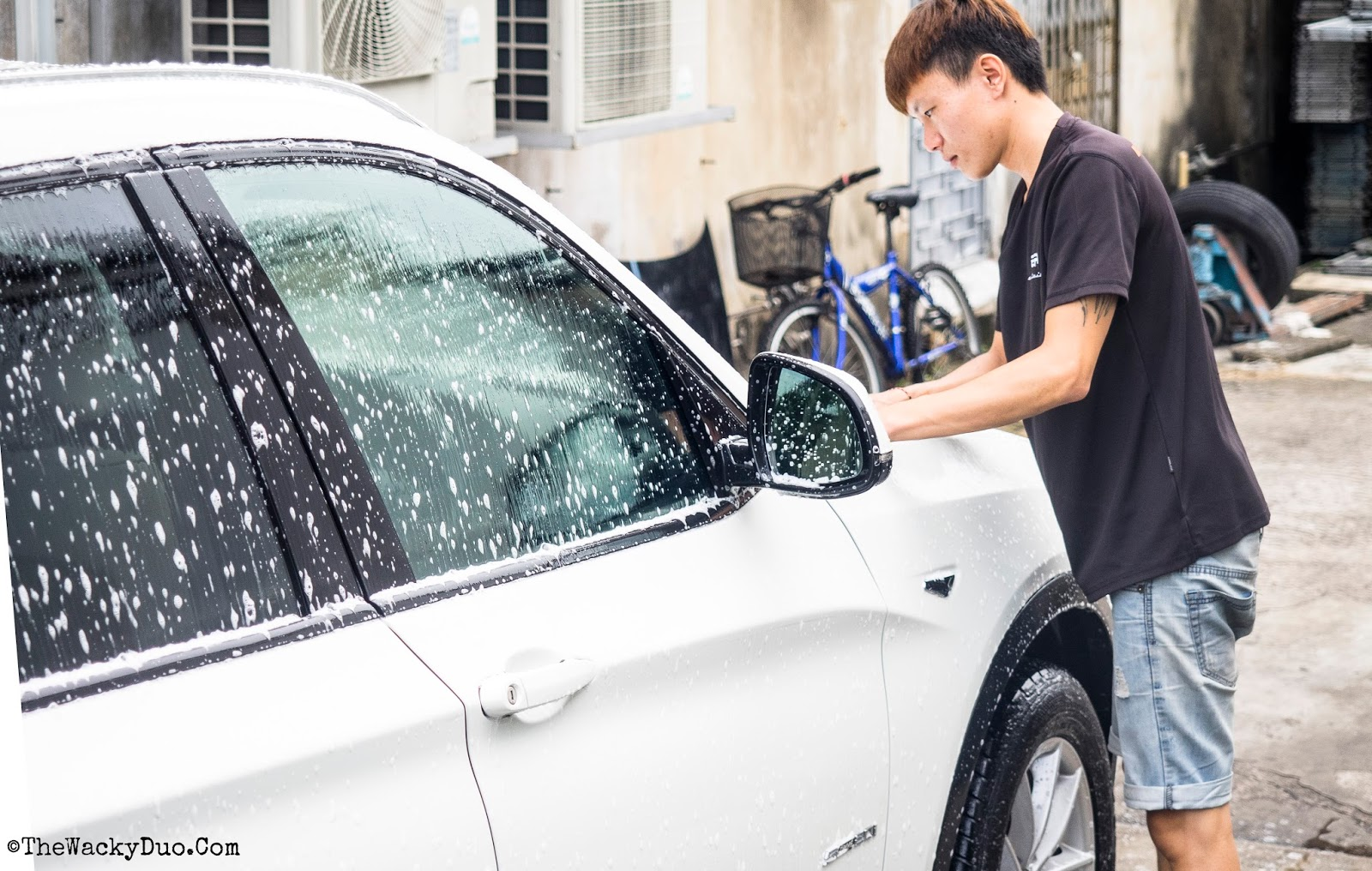 Ea detailer 4 stage interior cabin sanitization to keep - How to keep your car exterior clean ...