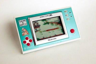 Nintendo Game & Watch 'Donkey Kong JR'