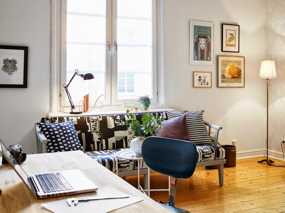 d couvrir l 39 endroit du d cor m lange d imprim s. Black Bedroom Furniture Sets. Home Design Ideas