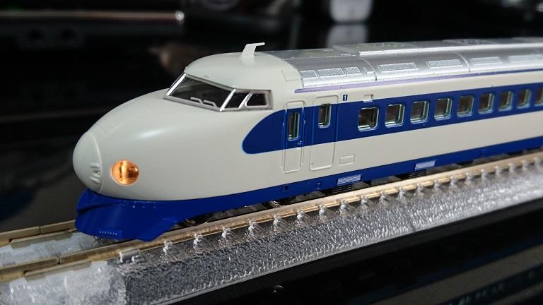 あづみの鉄道の趣味部屋: 入線日記109 TOMIX 0系7000番台 山陽新幹線 ...