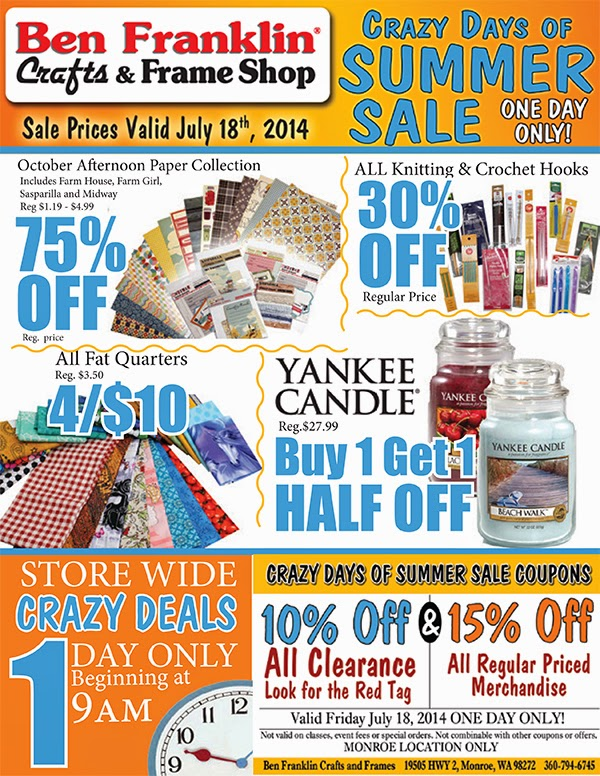 Sale and Coupon