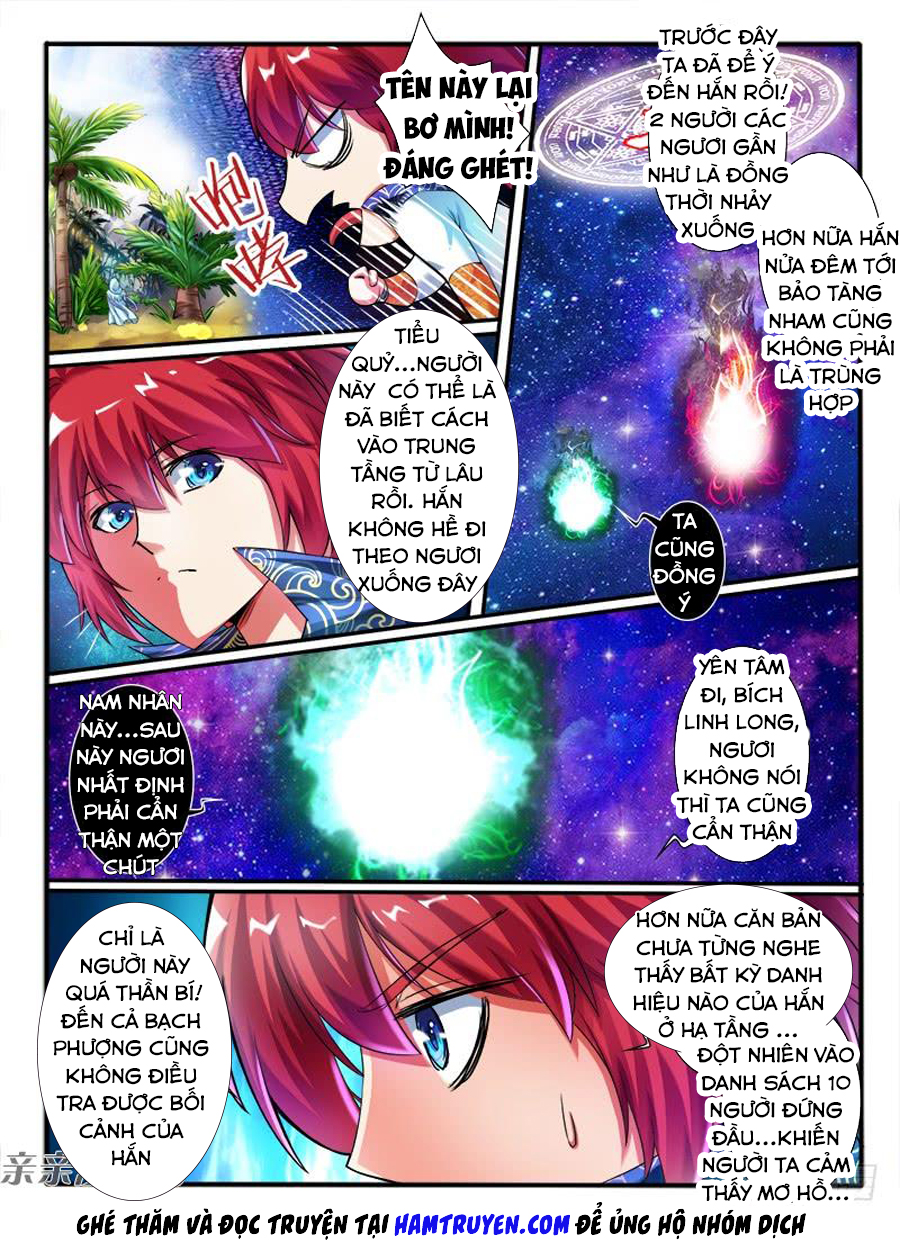 Huyễn Thú Vương - Huyễn Thú Vương chap 264 tập 265