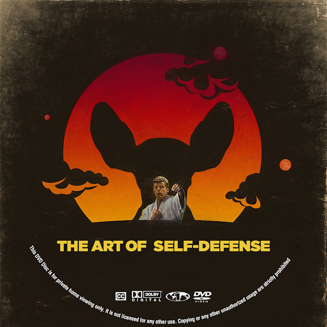 The Art of Self-Defense Label Cover