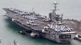 Marina de Estados unidos lista para despliegue en Venezuela si reciben la orden, dice comandante.