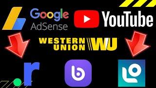Como cobrar youtube o adsense por transferencia bancaria en Argentina