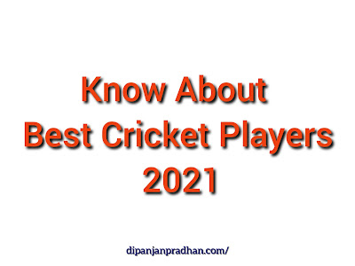 I Want to Know About The Best Cricket Players 2021