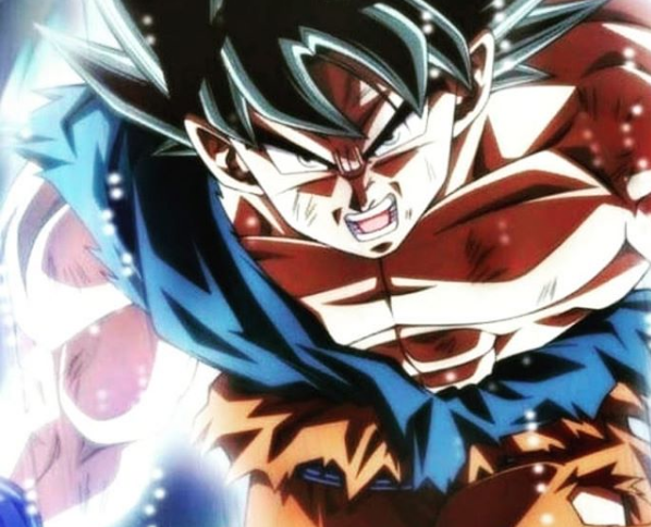 Dragon Ball Heroes' Teases Ultra Instinct Goku Battle