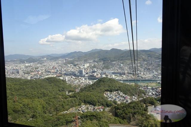 Daytime at Mount Inasayama, Nagasaki
