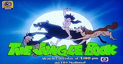 Jungle Book on Doordarshan Channel, Jungle Book Telecast Time, Jungle Book Re-telecast, Jungle Book Schedule