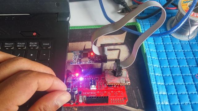 Cara Burn Bootloader Arduino ATmega328P Menggunakan USBasp