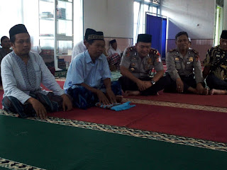 "Kepala KUA Kecamatan Cigasong  ""Jumling"" Bareng Jajaran Polres Majalengka"