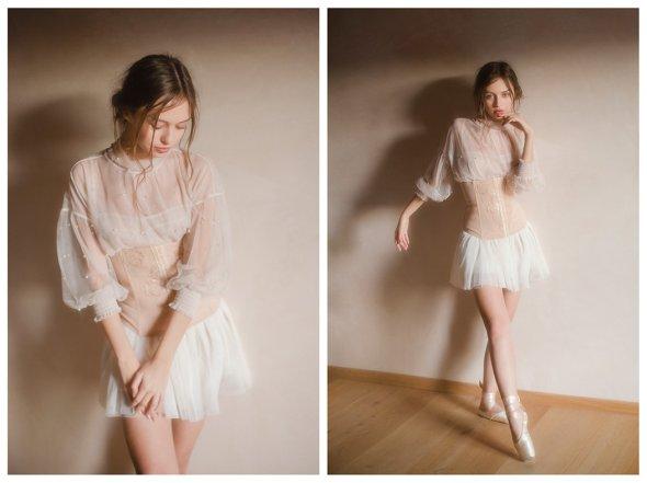 Vivienne Mok fotografia fashion arte mulheres modelos Sabrina Barca bailarina beleza