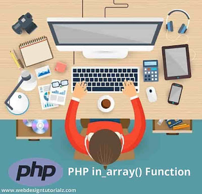 PHP in_array() Function