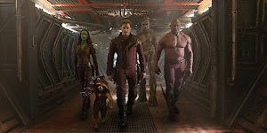 first trailer tape: Guardians of the Galaxy (photos,video)