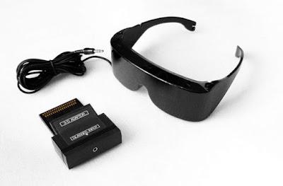 gafas master system 3D