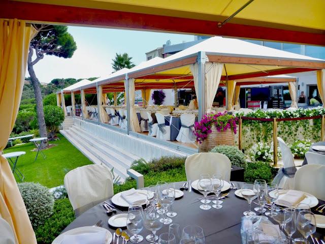 alquiler de carpas para bodas en tarragona
