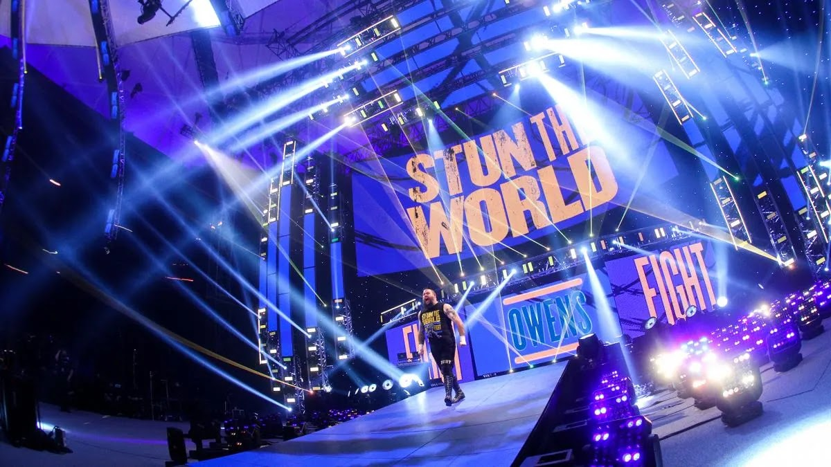 Alta cúpula da WWE acredita na saída de Kevin Owens