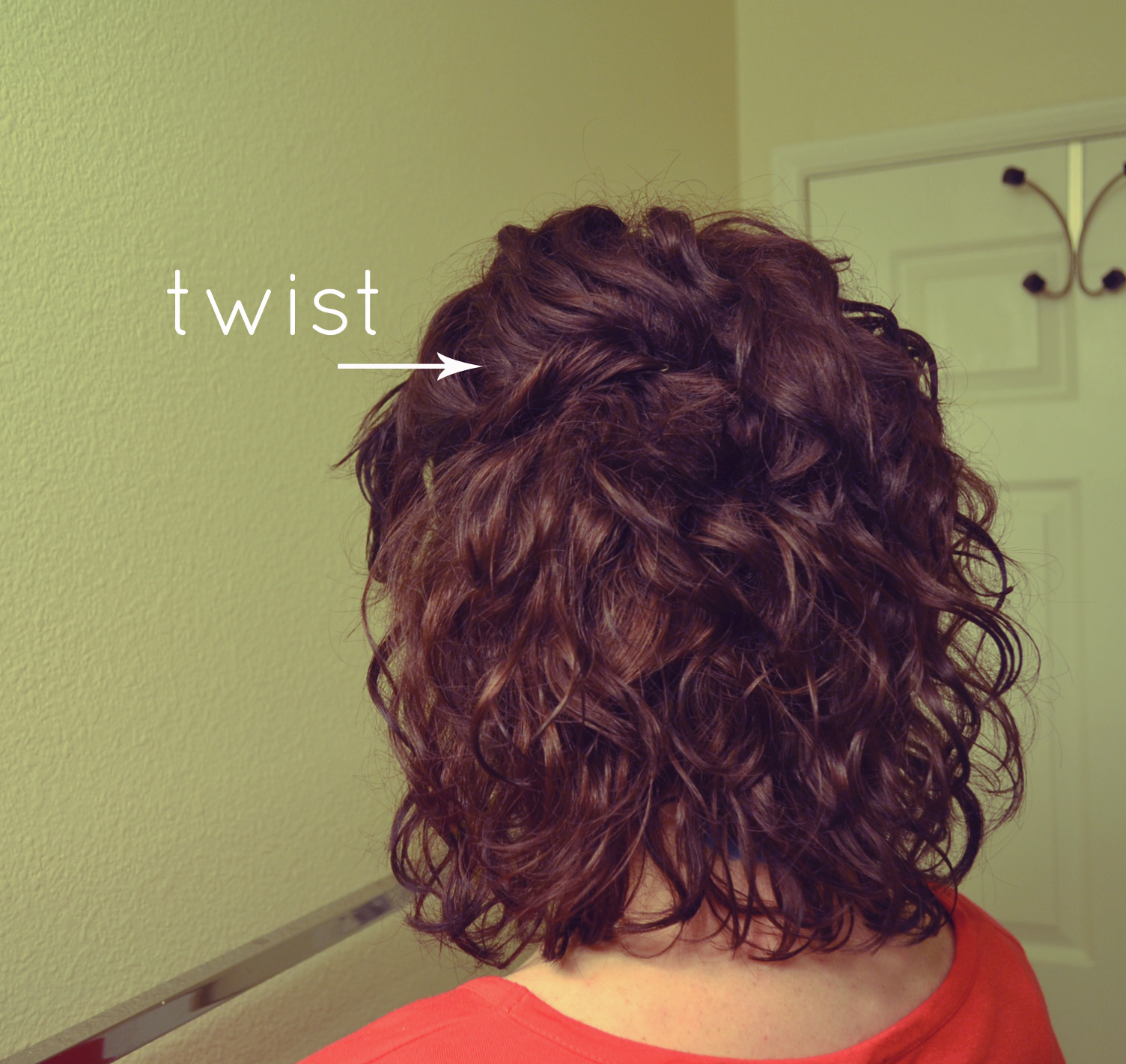cute ways to style curly hair at home 3 ways to wear a hair bow and not look like a baby 2757 | DSC 0067 copy