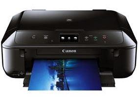 Canon Pixma MG6860 Printer Driver Download - Windows, Mac, Linux