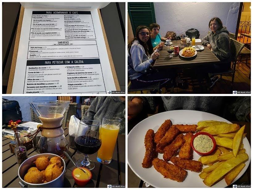 Café das Flores - Onde comer em Ouro Preto, Minas Gerais: cafés e restaurantes em Ouro Preto