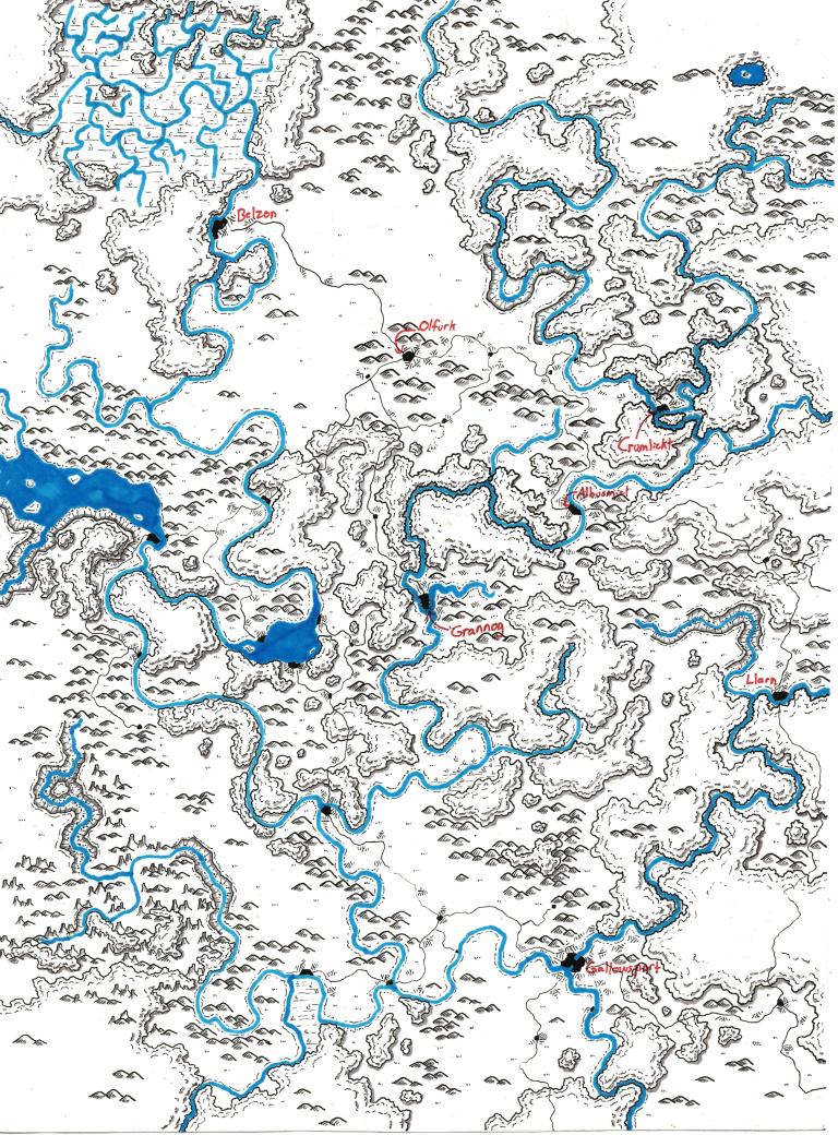 The Dark Of Hot Springs Island : springs, island, False, Machine:, Makes, Maps?