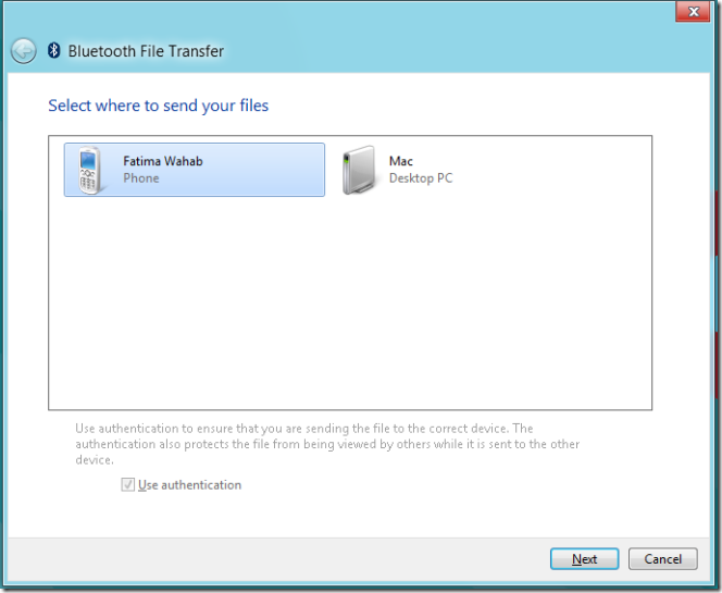 Bluetooth stack for windows 7
