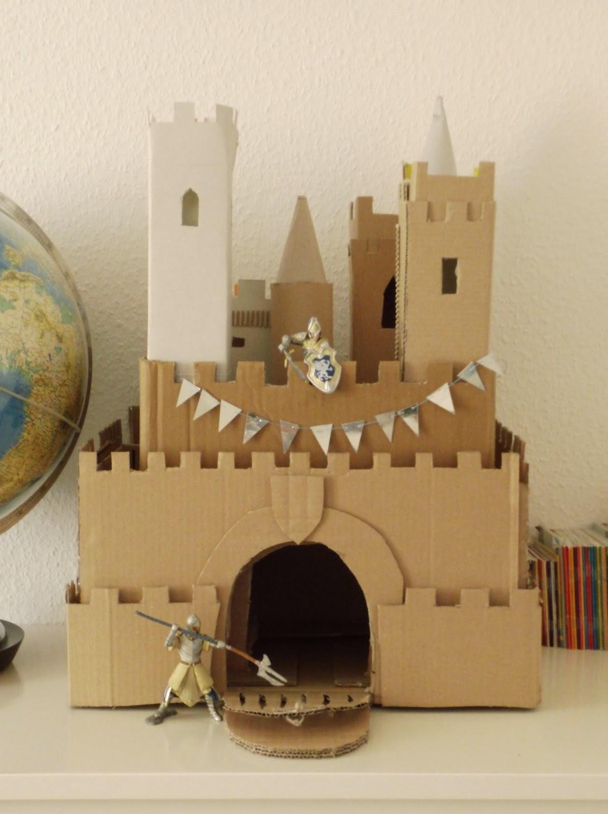 ErnestKa: Von Rittern und Piraten- DIY Ideen für kleine Jungs (Teil 1)