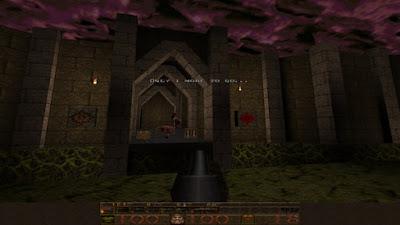 Pantallazo Videojuego Quake