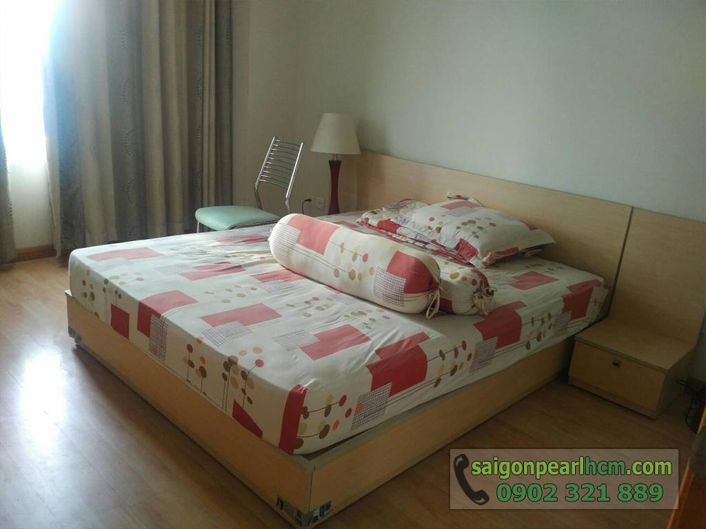 Bán Saigon Pearl Ruby2 122m2 tầng cao 3PN - phòng ngủ 1