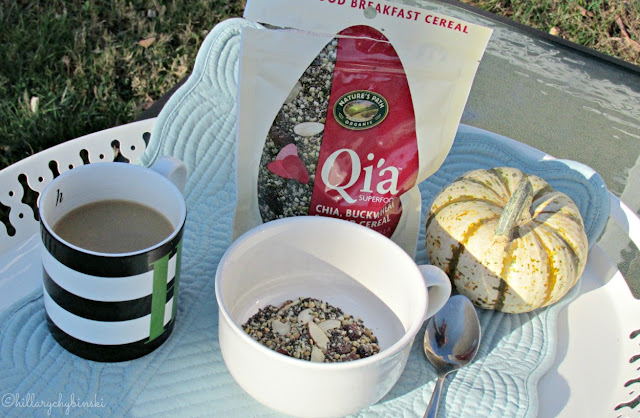 Nature's Path Organic Qi'a Cereal