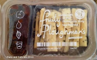 Graze box snacks fruity ploughmans