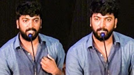 Yeidhavan Movie Press Meet | Kalaiyarasan | Satna Titus