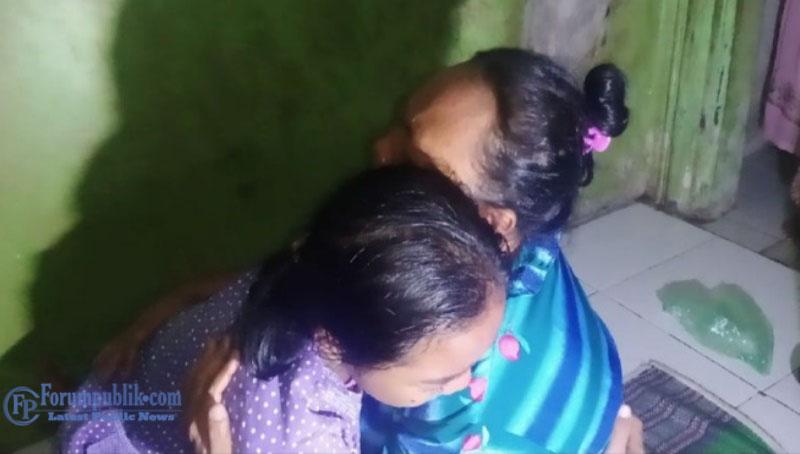 Dua Gadis Hilang Usai Selepas Mengaji Akhirnya Kembali, Jumainih Menangis Haru